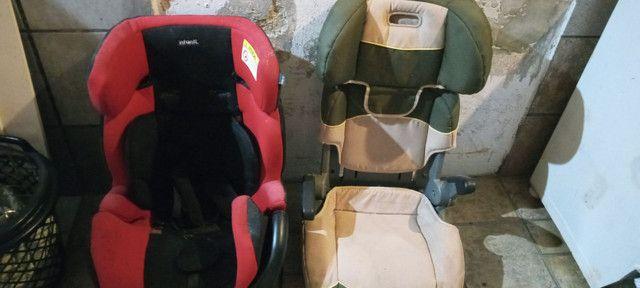 Cadeirinha de bebê para automóvel