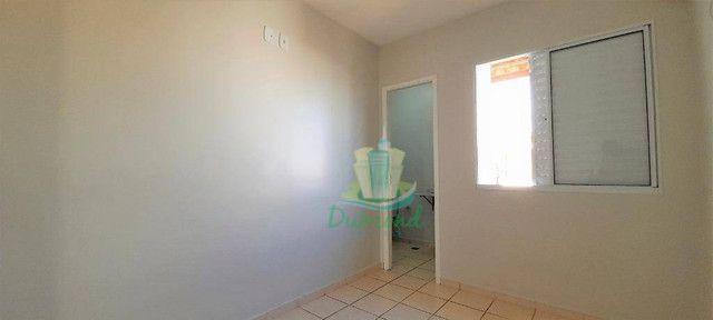 Casa com 3 dormitórios para alugar, 68 m² por R$ 1.800,00/mês - Condominio Residencial Ter - Foto 16