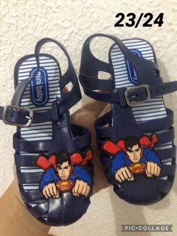 Promoção sandálias infantil  - Foto 4