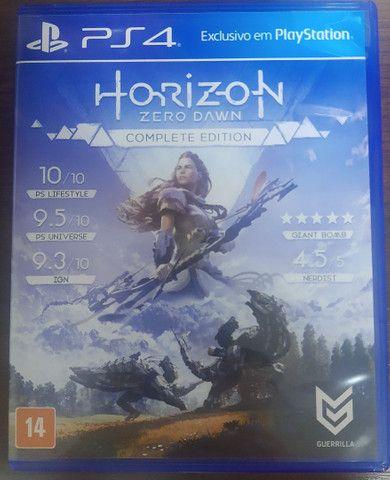 Horizonte Zero Dawn Edição Completa PS4 Playstation