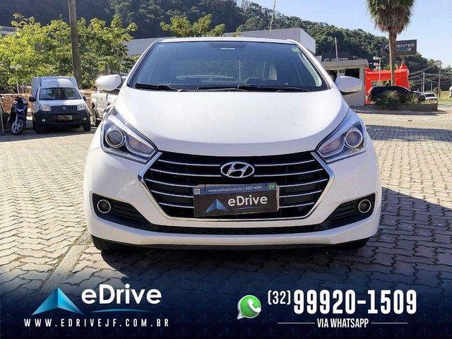 Hyundai HB20S Premium 1.6 Flex Aut. - 1 Ano de Garantia - IPVA 2021 Pago - Completo - 2018 - Foto 3