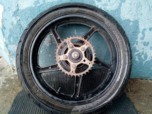 Roda traseira twister - Foto 2