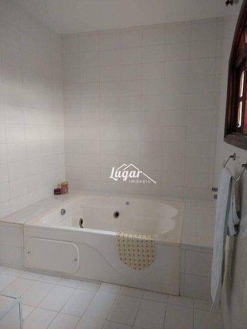 Casa com 3 dormitórios para alugar por R$ 5.000,00/mês - Jardim Maria Izabel - Marília/SP - Foto 9