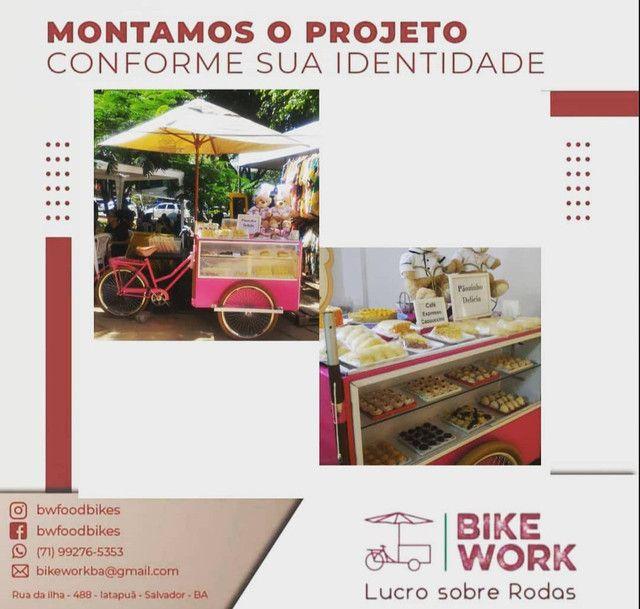 Fabricamos carrinhos gourmet food  bike projetos especiais