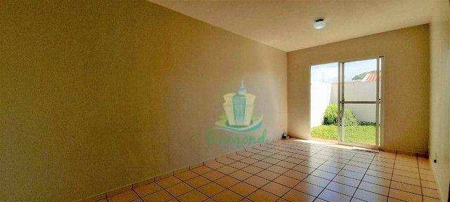 Casa com 3 dormitórios para alugar, 68 m² por R$ 1.800,00/mês - Condominio Residencial Ter - Foto 7
