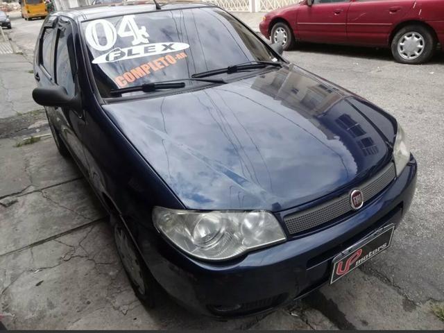 Fiat Pálio 2004 completo flex 5p