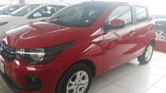 Vende se Fiat Mobi like on 16/17