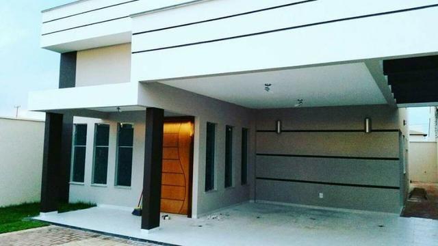 Belíssima casa nova com 3/4 próximo a Av. Jk, Aceitamos apartamento de menor valor