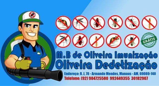 M.B de Oliveira serviços
