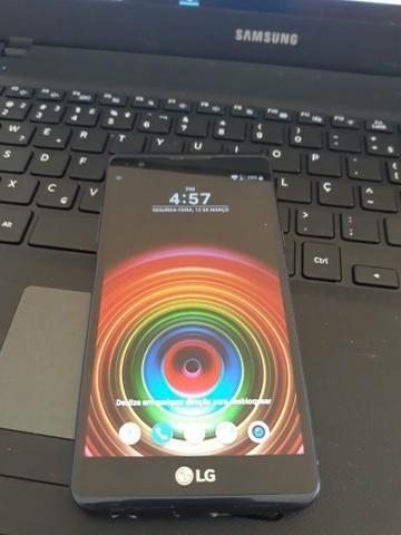 Vendo celular LG X Power (so venda) bateria dura muito
