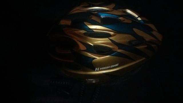 Capacete de ciclismo high one