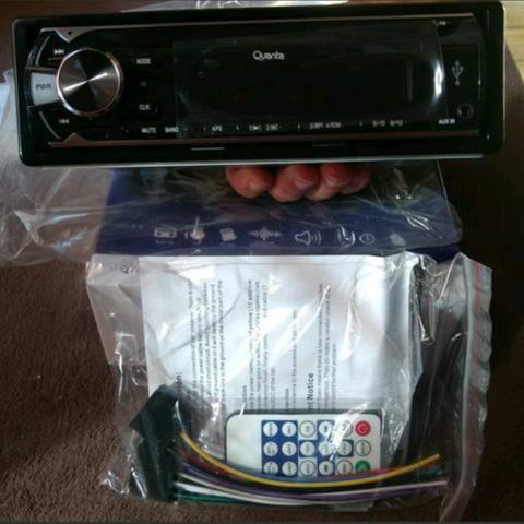Rádio automotivo Bluetooth NOVO