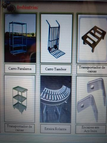 Prestamos serviços particular e industrial e condominios na área de metalurgia