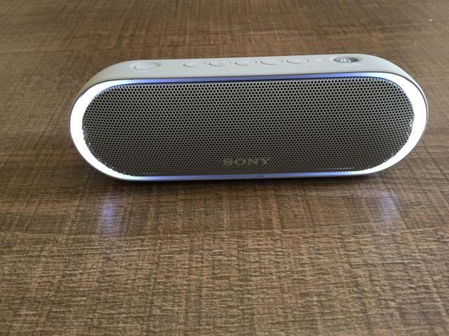 Caixa Bluetooth Sony srs-Xb20 nova com botão extra bass, trazido dos eua