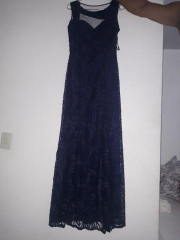 Vestido Longo de Festa $150,00