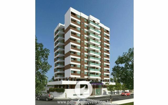 Apartamento 03 suítes, DCE, 130m² ÷ 60 meses, até 03 vagas na Ponta Verde