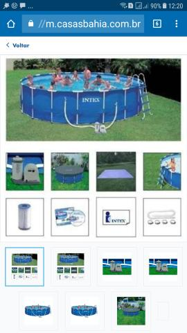 Piscina Intex 24311 lts
