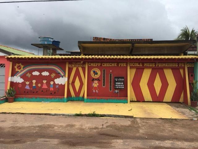Vende-se casa no Renascer I zona norte de Macapá