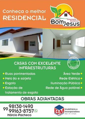 Loteamento Residencial Village Bom Jesus, 2 quartos