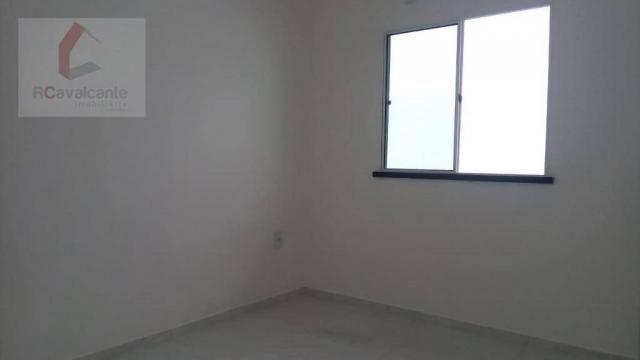 Casa Eusébio 03 quartos amplo terreno - Foto 18