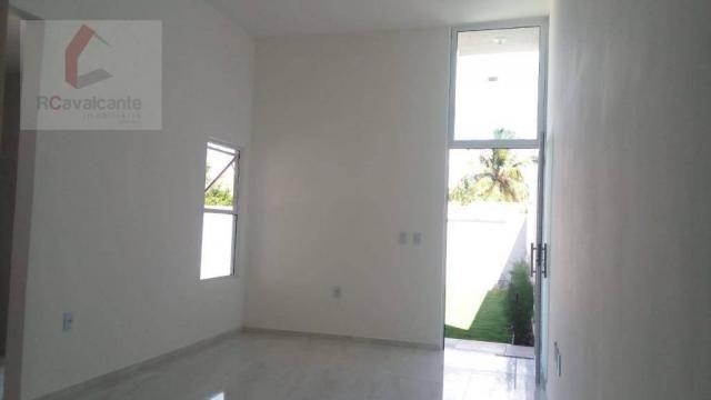 Casa Eusébio 03 quartos amplo terreno - Foto 12