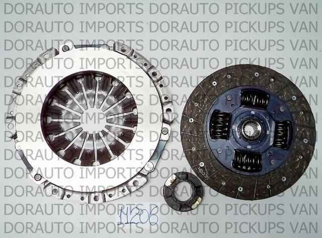 Kit embreagem c/rol I30 2.0 09/. 225mm/20 estr - Foto 2