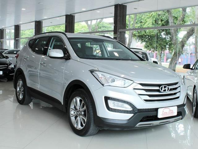 Hyundai Santa Fé 3.3 4WD V6 Automática 2014