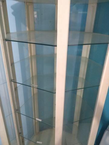 Expositor de vidro - Queimando para vender logo!!!! - Foto 2