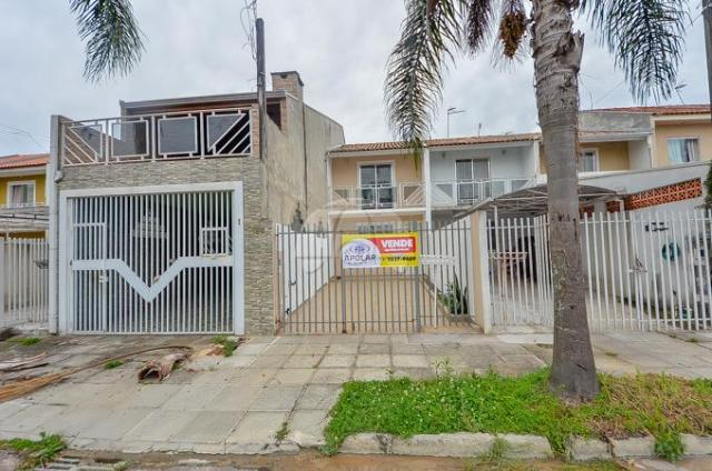 Casa à venda com 2 dormitórios em Cidade industrial, Curitiba cod:153600