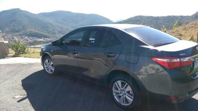 Corolla gli automático (R$6.000,00 abaixo da tabela - Não é carro de leilão) - Foto 2