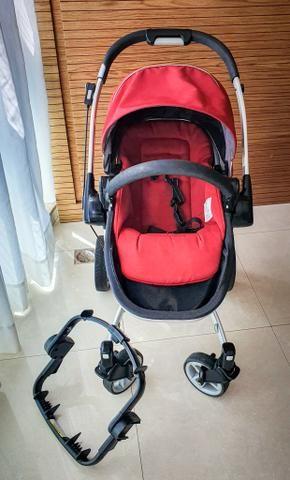 Carrinho de Bebê Teutonia Dobrável - Foto 2