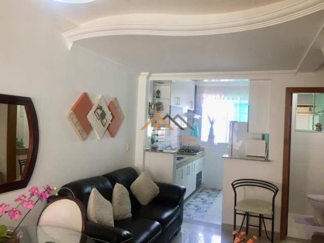 Casa com 2 quartos à venda, 69 m² por R$ 280.000 - Santa Mônica - Belo Horizonte/MG
