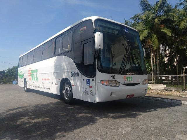 Ônibus Comil Campione R - Impecável ano 2004