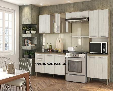 Belissimo Armario Aerio Compacto Perfeito Para Apartamento ou Cozinha Pequena 499,00