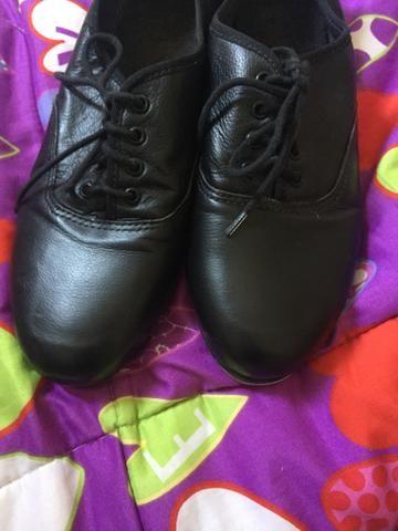 f9ad8a8d9d Sapato de sapateado PRA VIR BUSCAR HOJE - Roupas e calçados - Jardim ...