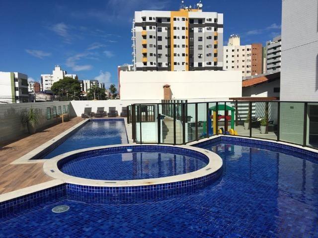 Ponta Verde, 69 m², 03 Quartos, Nascente e área de lazer completa