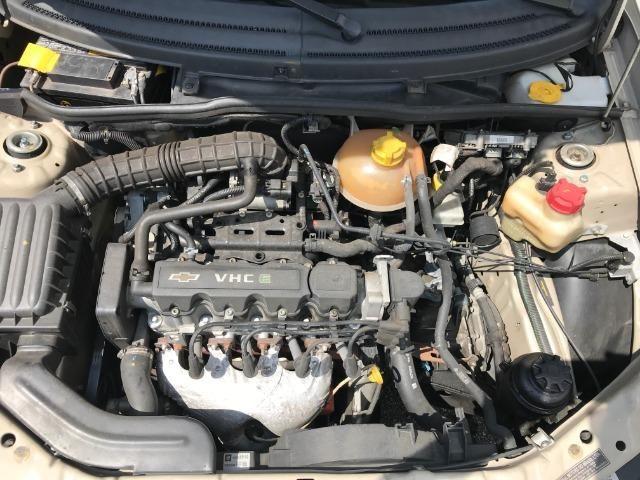 Chevrolet Classic 1.0 LS 2013 - Bege - Foto 11