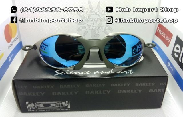 1c62f0a6ebe03 Promoção) Óculos Oakley Juliet Polarizado - Bijouterias