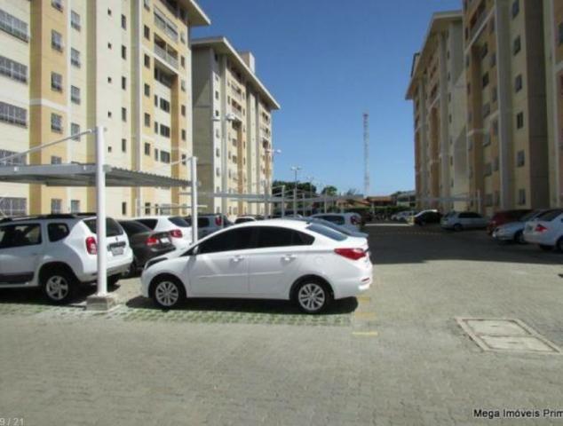 Mega vende apartamento com área de lazer completa e excelente localização - Foto 9