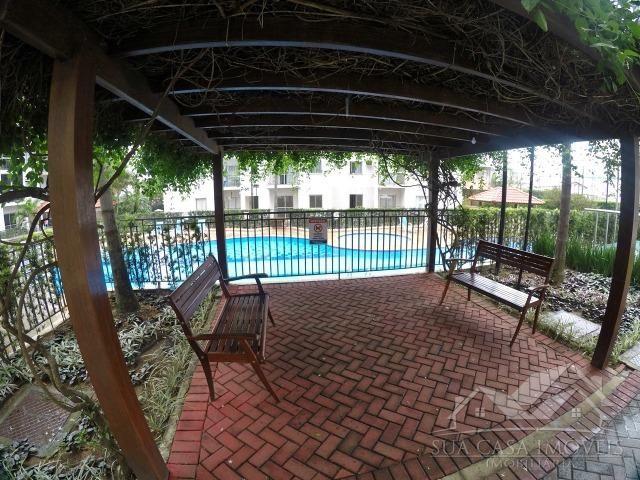 GM - 3 Quartos condomínio Club ilha de Vitoria Vista Para Piscina Sol da Manhã - ES - Foto 10
