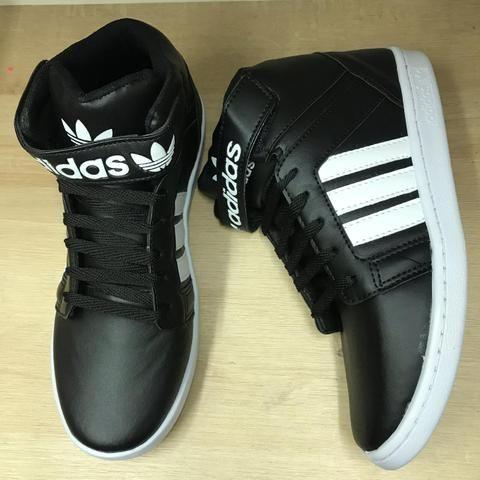 cc7890ad414 Basqueteira adidas - Roupas e calçados - Pass De Areia