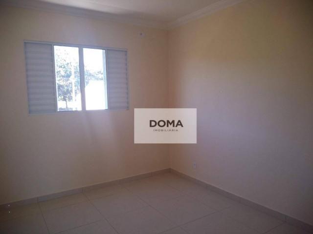 Apartamento com 2 dormitórios à venda, 60 m² por r$ 210.000 - jardim boer i - americana/sp - Foto 14