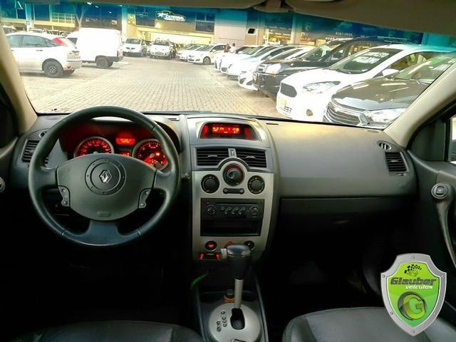 Renault MEGANE SEDAN DYNAMIQUE 2.0 Automático 4P 2007 BARATO !!!Abaixo da FIPE !!! - Foto 9
