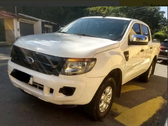 Ranger 2.2 Xls Cab. Dupla 4x4 Diesel - Único DONO - (Raridade) - 2015