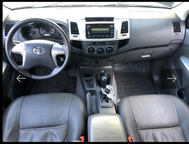 Toyota Hilux SR 4x4 3.0 8V 116CV TB DIESEL / pneu NOVO / todas revisões na Toyota - Foto 9