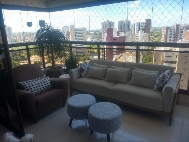 Excelente apartamento; 3 suites; Guararapes ; 3 vagas; 169,5 M² de área privativa; Lazer - Foto 15