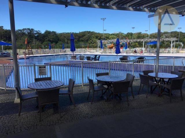 Terreno à venda, 375 m² por r$ 115.000 - condomínio alphaville rio costa do sol - rio das  - Foto 6