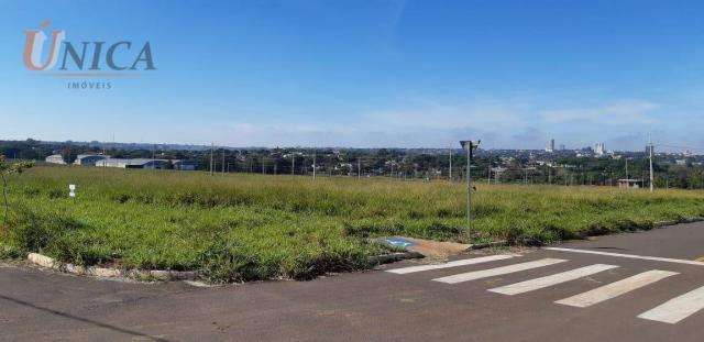 Terreno à venda de Esquina, 393 m² por R$ 80.000 - Residencial Campestre - Paranavaí/Paran - Foto 5