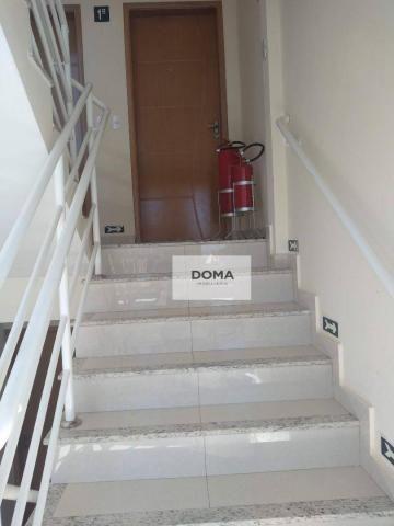 Apartamento com 2 dormitórios à venda, 60 m² por r$ 210.000 - jardim boer i - americana/sp - Foto 3
