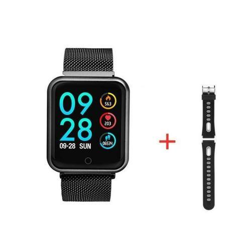 Smart Watch Relógio Inteligente Sports Fitness+pulseira reserva